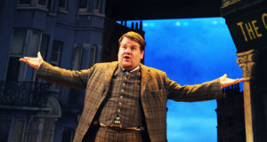 James Corden won widespread acclaim for his role in One Man, Two Guvnors