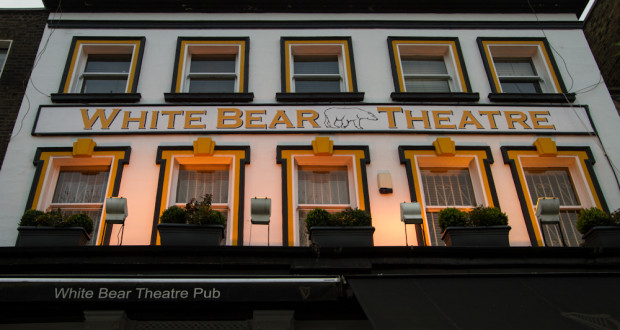 The White Bear Theatre in Kennington, home for the Scripts Spotlight Live Readings.