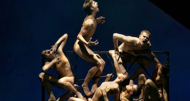 Dancers in Rodin. Credit: Michael Khoury