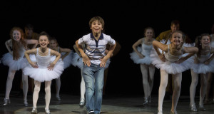 Billy Elliot performed at the Palace Theatre Victoria. Credit: Alastair Muir