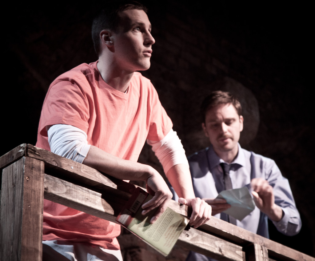 Death Row Cowboy, The Courtyard Theatre – Review