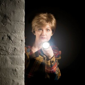 Fiona-Jane Weston in Looking for Lansbury Credit: Dan Tsantalis