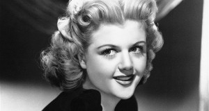 The young Angela Lansbury