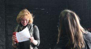 Playground Rehearsal (Karen Morash)