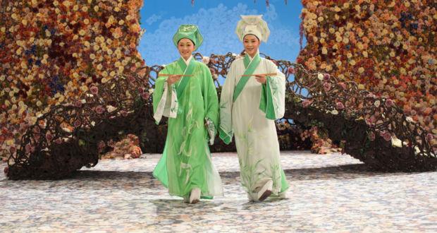 Credit: Zhejiang Xiaobaihua Yue Opera Troupe