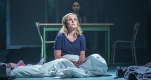 Kerry Ellis in Murder Ballad at the Arts Theatre London