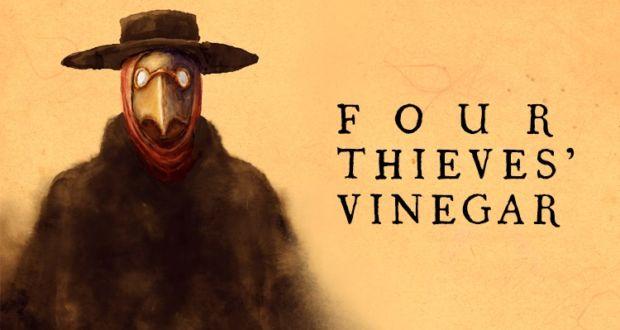 Four Thieves' Vinegar Image (horizontal)