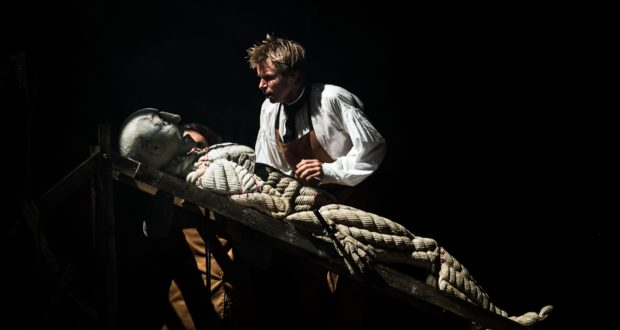 Frankenstein-review-Greenwich