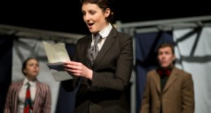 Ffion Jones in Twelfth Night