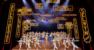 Randy Skinner '42nd Street' Theatre Royal Drury Lane West End