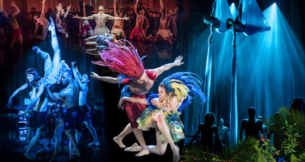Sister Grimm 'Voices of the Amazon' Sadler's Wells Theatre