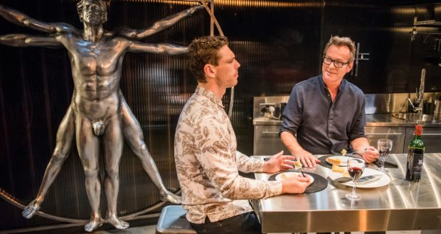 Le Grand Mort, Trafalgar Studios Production Image