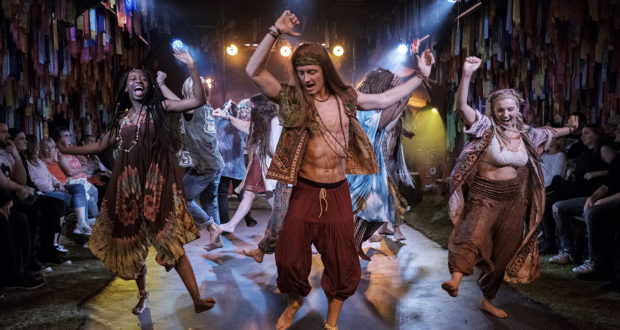 'Hair the Musical' at The Vaults waterloo