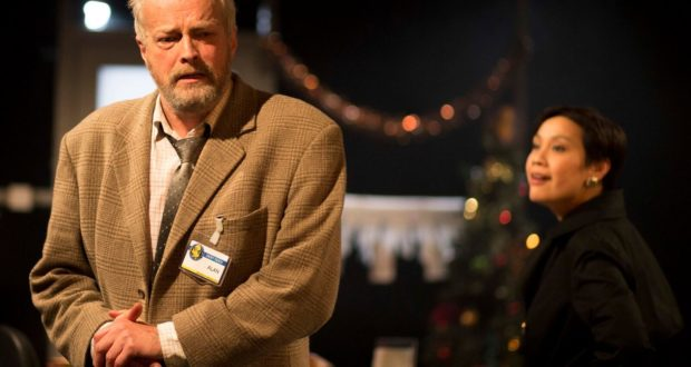The Trap - Omnibus Theatre - Production Image