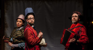Paper Balloon's 'Once Upon a Snowflake' at the Chelsea Theatre