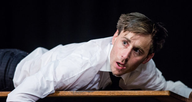 Ian Bonar in 'Be Prepared' (Photo credit The Other Richard) VAULT festival 2018