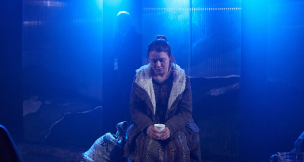The Moor - Old Red Lion Theatre - Production photo