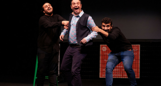Showtime from the Frontline- Theatre Royal Stratford East- Review