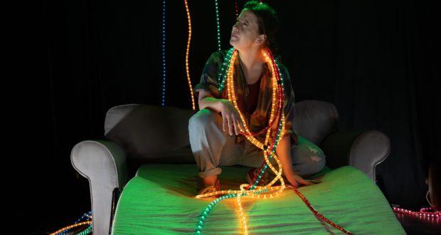 8. Karen Cogan's Drip Feed. Soho Theatre. Credit Aly Wight