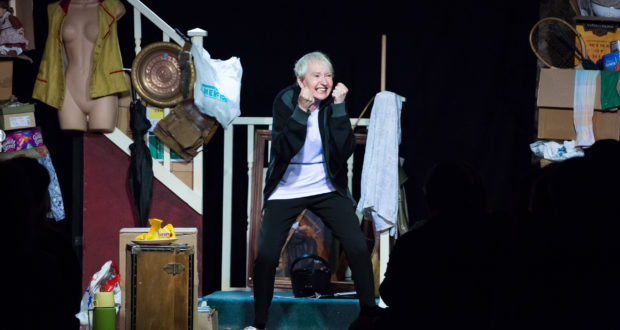 Edinburgh Fringe Festival 2018, Underbelly, Su Pollard