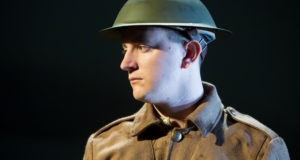 Private Peaceful, Birmingham Rep (Andy Daniel) - courtesy of Jonathan Keenan