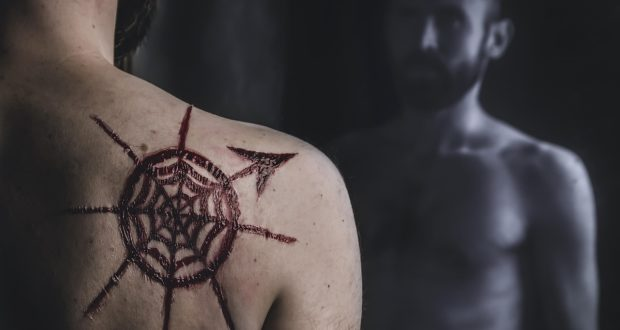 The Spider Glass - Edinburgh Fringe