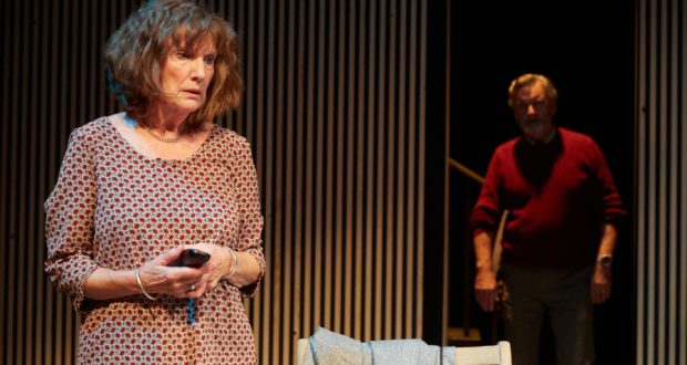 Karen Archer & Neil McCaul in The Other Place at the Park Theatre. Photo by Mark Douet. C31B0305