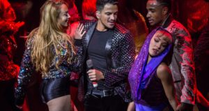 THRILLER LIVE 4000th Peter Andre 5 Photo Betty Zapata