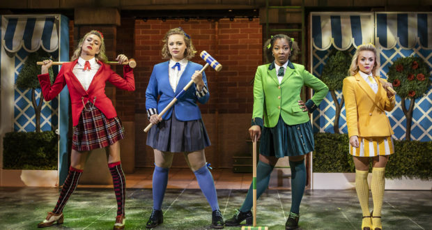 036_Heathers The Musical_Pamela Raith Photography