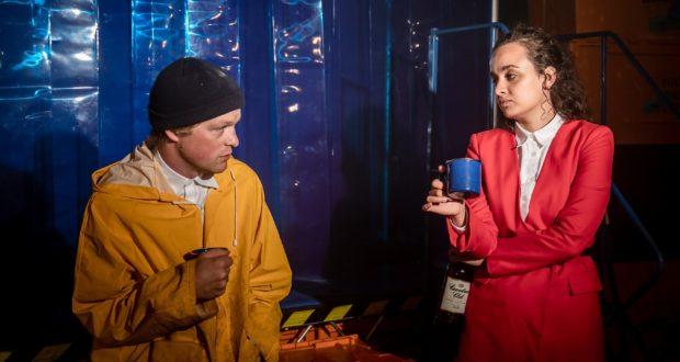 War With The Newts  Edinburgh Fringe 2018  ©The Other Richard