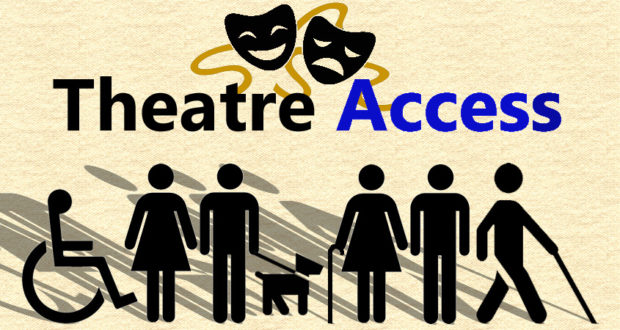 Theatre Access Header Image