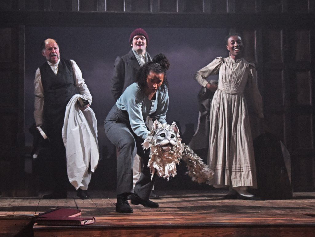Christmas Carol – a fairy tale, Wilton's Music Hall – Review – Everything Theatre