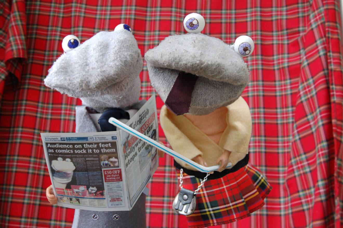 Socks in Space, Edinburgh Fringe Online - Review