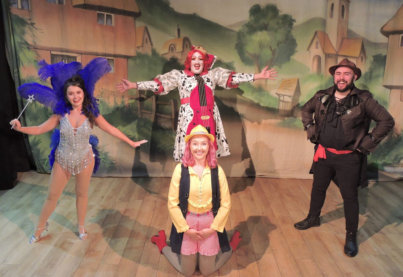 Pinocchio Gets Wood, the Online Adult Panto, Guildford Fringe Festival - Review