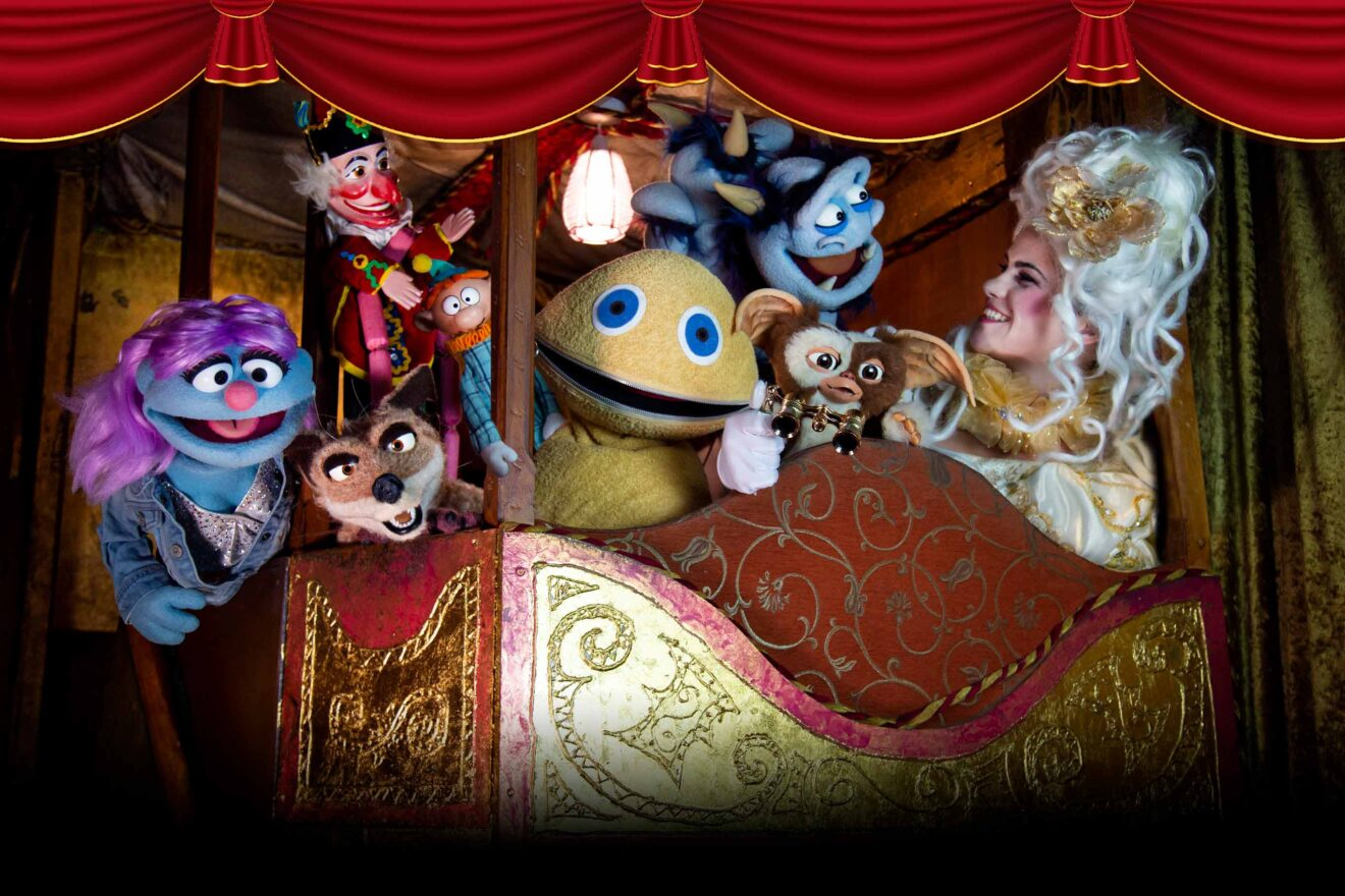 Puppetry at the Pop-up Palladium, Online – Review