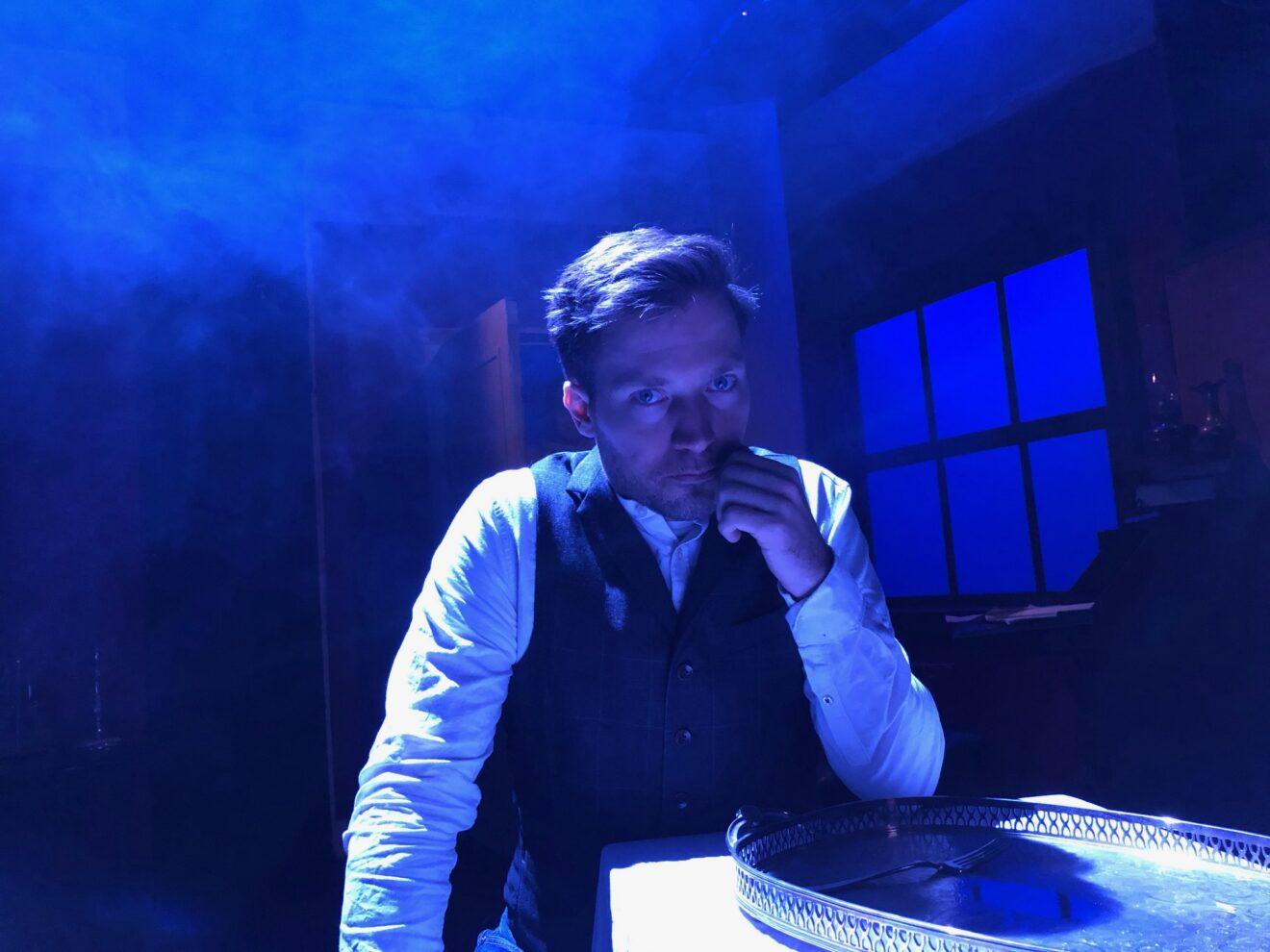Review: The Strange Case of Dr Jekyll & Mr Hyde, live streamed via Facebook