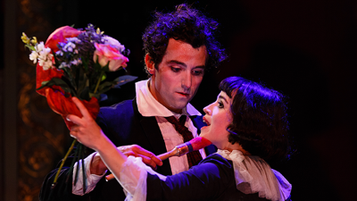 Review: The Flying Lovers of Vitebsk, live stream from Bristol Old Vic