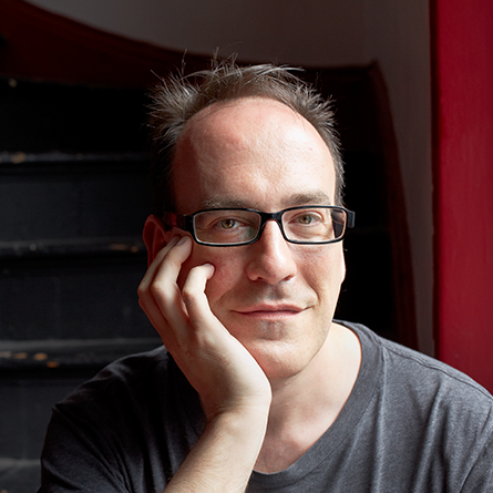 Neil McPherson is the Artistic Director of the acclaimed Finborough Theatre