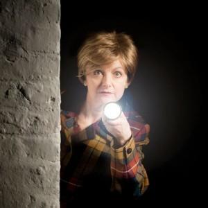 Fiona-Jane Weston in Looking for Lansbury Credit: Dan Tsantalis