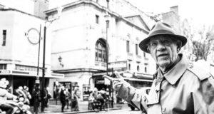 Ian McKellen London Theatreland Tour