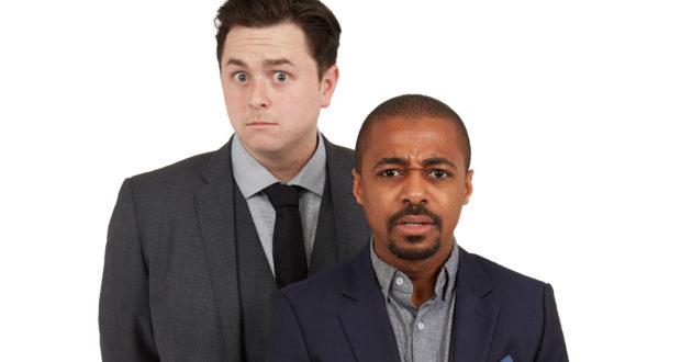 Comedy duo Noah & Jordan