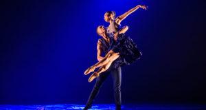 Ballet Black performing To Begin, Begin