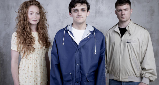 'Eyes Closed, Ears Covered' Bunker Theatre Danny-Boy Hatchard