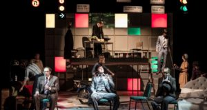 The Knowledge - Charing Cross Theatre - Prodution Image