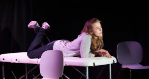 Therese Ramstedt in 'Mission Abort' Edinburgh Fringe Festival of Choice