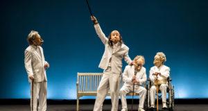 Familie Flöz's 'Infinita' Edinburgh Festival Fringe