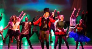 Anna Fiorentini Theatre & Film School's 2018 variety showcase at the Hackney Empire (Photo © AC&C Photography)