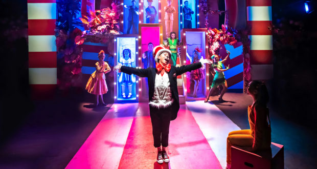 'Seussical the Musical' at Southwark Playhouse (Photo by Adam Trigg)