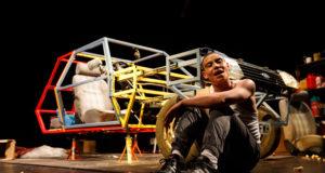 'SparkPlug' by David Judge Box of Tricks Theatre (Photo by Alex Mead - Decoy Media)