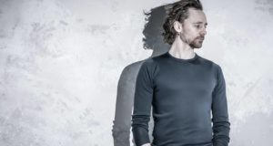 Tom Hiddleston in 'Betrayal' West End Jamie Lloyd (Photo by Marc Brenner)